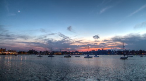 2015 summer marine park sunset navesink river boat boats redbank nj og hdr 365the2015edition 3652015 day201365 day201 20jul15 explore explored