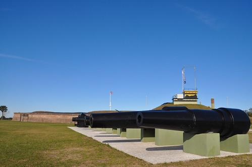 Fort Moultrie, Sullivan's Island, Charleston Harbor