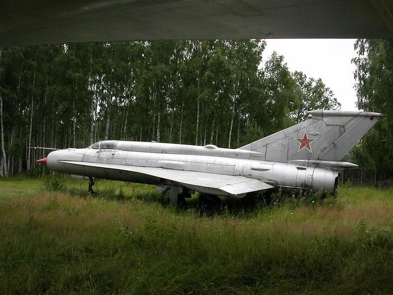 MiG-21I Analog 3