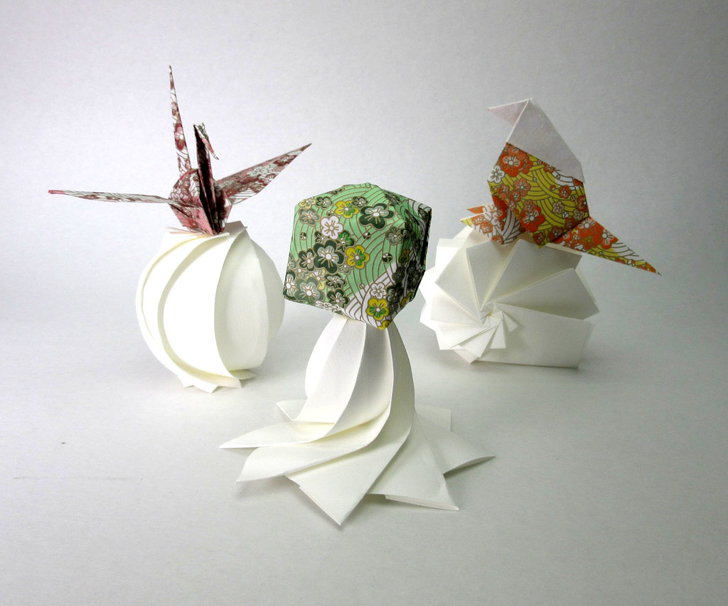 Razcapapercraft: Sell 3d origami pieces | 853x1024