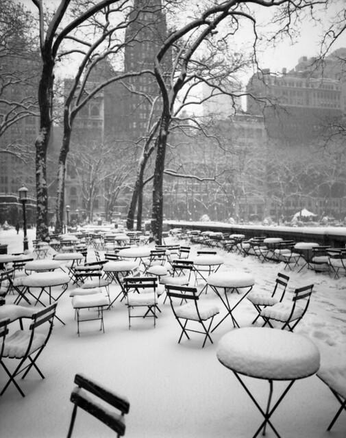 bryant park latte