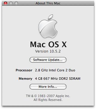 iMac updated   by bertop