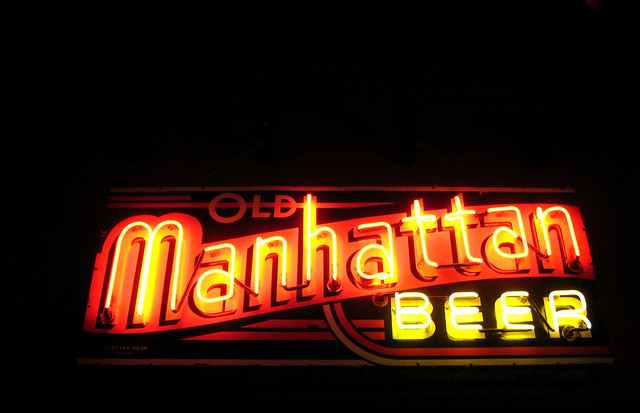 Old Manhattan Beer