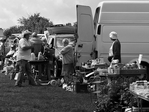Car Boot Sale | by Gerry Balding