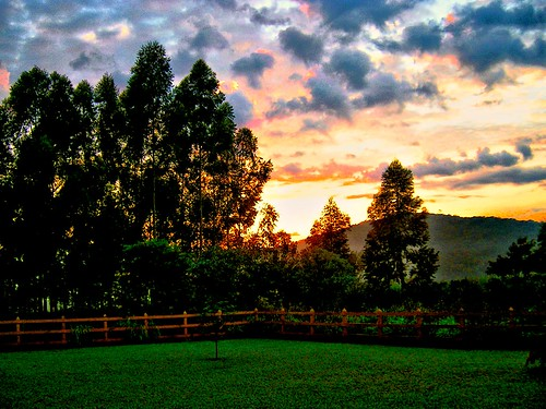Nascer do sol na Fazenda do Lobo - Sunrise in the Wolf's Farm - Brazil | by de Paula FJ