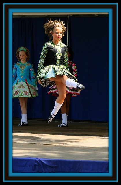 IRISH DANCER #1