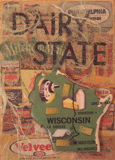 Dairy State ATC | by Mel's Art & ATCs