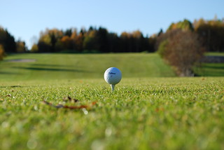 Golfing | by Tord Sollie