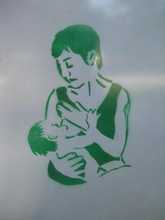 New Zealand: Breastfed Graffiti | by eliduke