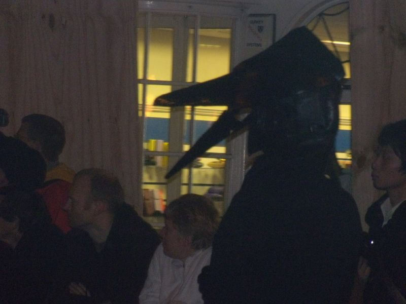 Bird-headed man Lewes circular via Rodmell Lewes bonfire night