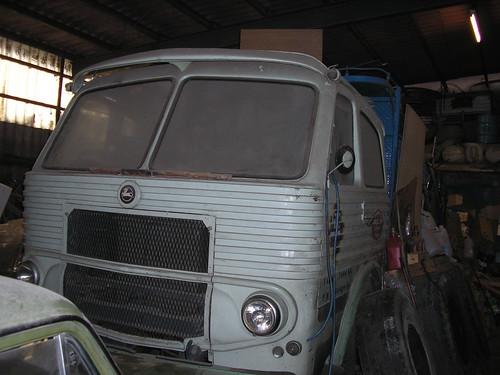 Pegaso 120 amb cabina de Pegaso 1060