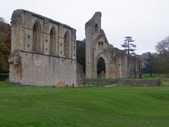 Glastonbury Abbey 10 | by iantherev