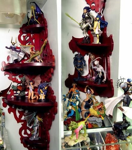 Shin Megami Tensei gashapon Japanese Trading Figures | by splittyhead