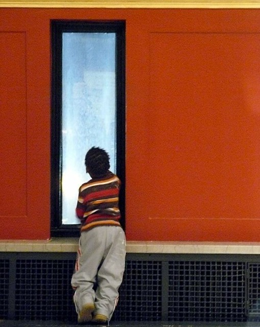 The Boy and The Window