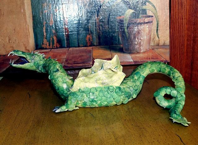 Smaug the Dragon 2