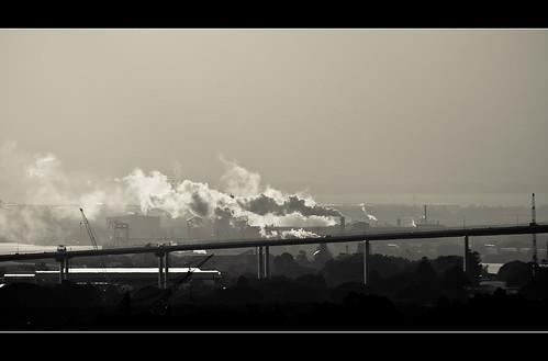 Early Morning Industry by David de Groot