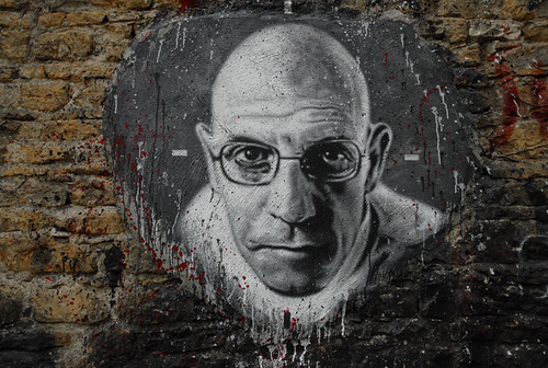 Michel Foucault, painted portrait DDC_7448.jpg