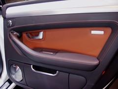 Tapiceria Interior Audi S8