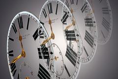 Time   by Alan Cleaver