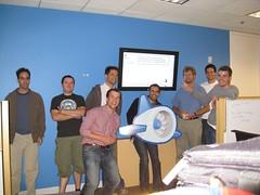 The Google App Engine Team using spy! | by hedrinbc