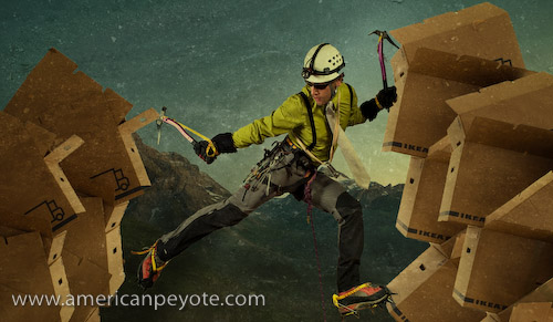 IKEA Dry Tooling | by American Peyote