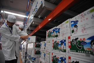 Top Three Brands of Liquid Milk Contaminated, Say Administrators