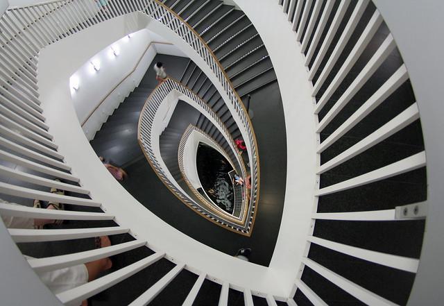 Stairs @ Chicago's mca