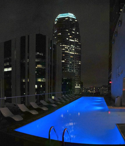 Standard Hotel rooftop bar | by carlossg