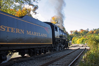 Western Maryland Scenic Railroad 11 Oct 2008 044 | by smata2