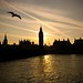 Parliment at sunset by Stolen Souls