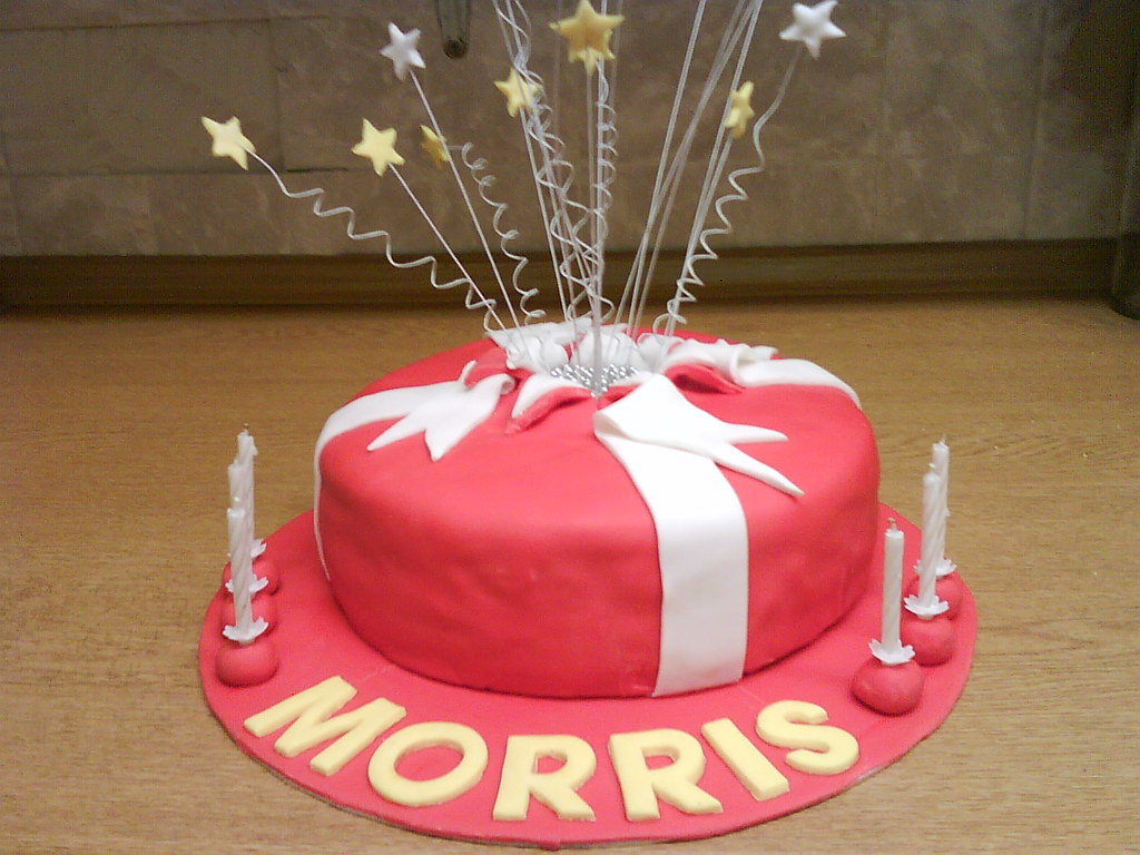 Phenomenal Exploding Birthday Cake My First Exploding Cake Flickr Funny Birthday Cards Online Elaedamsfinfo