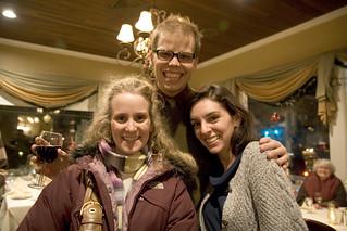 365 #28: Amanda, Jeff Hiller, Kate | by stynxno