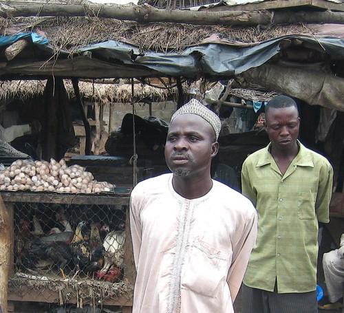 africa people food chicken market nigeria streetmarket abuja nigerians abujans