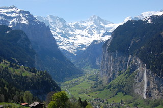 View From Wengen, Bernese Oberland | by edwin.11