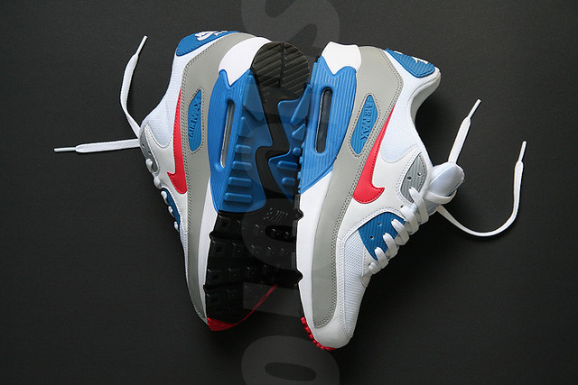Nike Air Max 90 SunburstDutch Blue | HP | Flickr