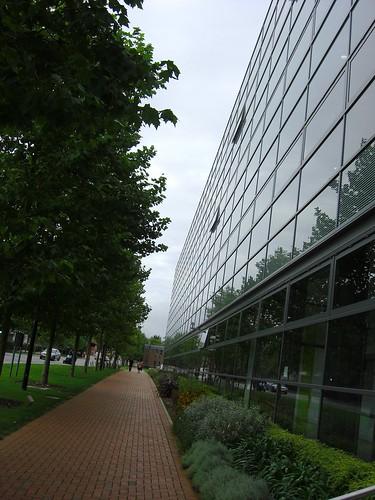 ECS Building