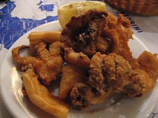 我喜歡吃 Calamari
