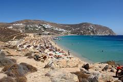 Elia Beach, Mykonos | by NervousEnergy