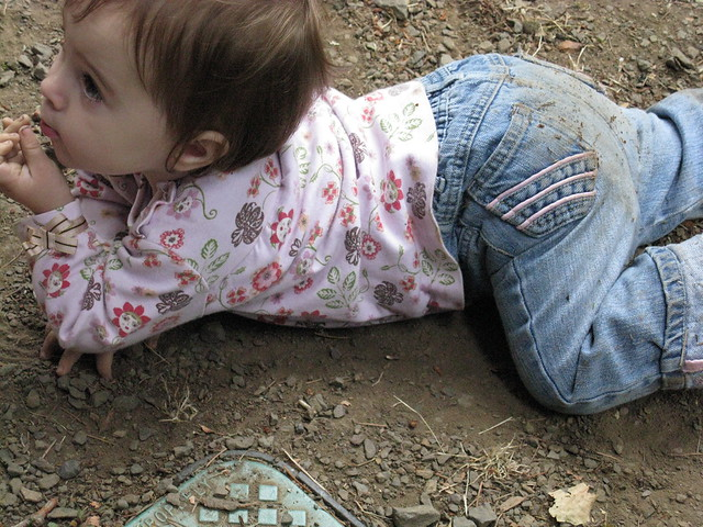 Lying in the Dirt