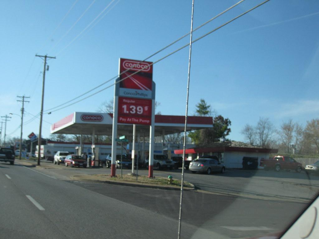 Gas Prices St Louis >> Gas Prices Gas Prices In St Louis On 11 25 2008 Chris
