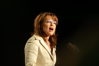 Sarah Palin | by Dizzy Girl