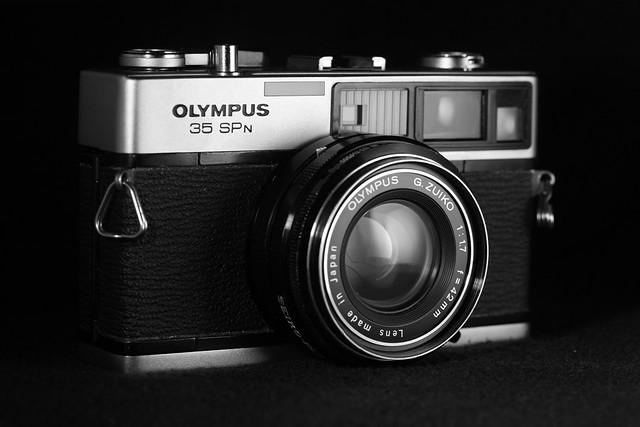 Olympus 35 SPn