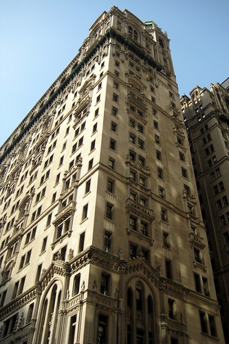 NYC: The Trinity Building   by wallyg