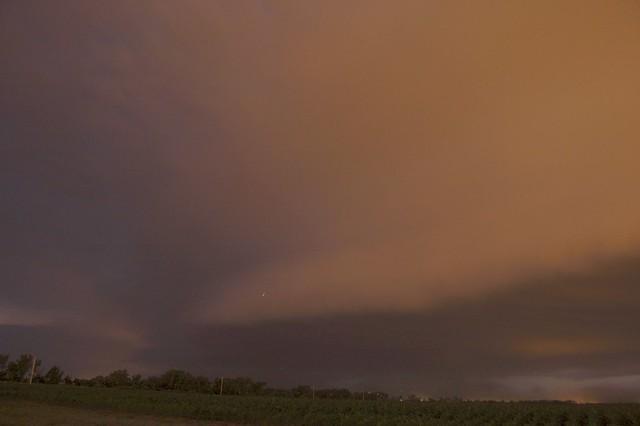 June 26, 2008 - Another Tornado Warning!