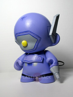 Munny Shockwave | by naladahc