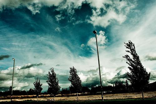 Outside of Napavine | by twatson