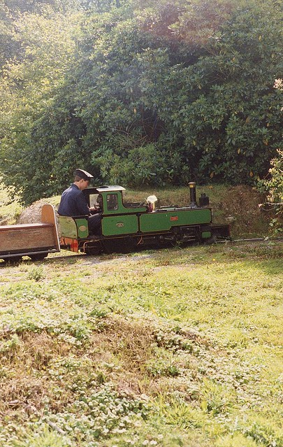 Gorse Blossom Miniature Railway (Aug 1990)