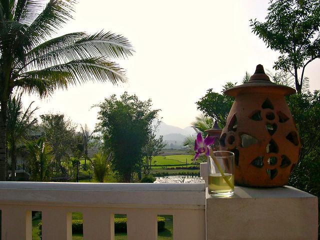 LAOS, Luang-Prabang , Im Hotel  - 4/10062