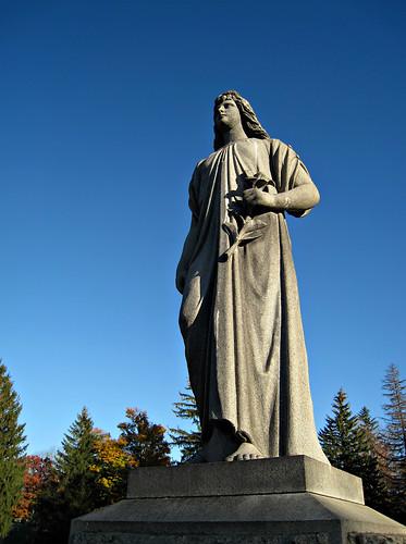 Oakwood Cemetery - Troy, NY - 12   by sebastien.barre