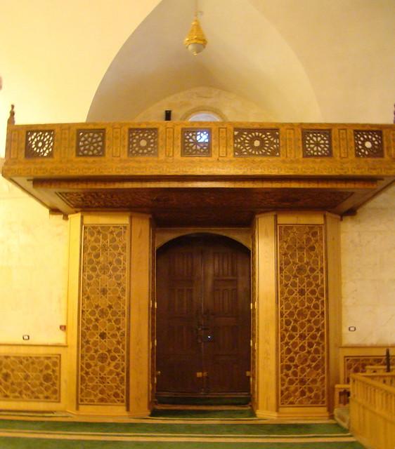 Gran Mezquita de Alepo o Mezquita Omeya Siria 12
